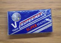 Parranajoteriä 10 kpl Super Max Vidyut