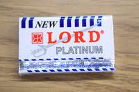 Parranajoteriä 5 kpl Lord Platinium