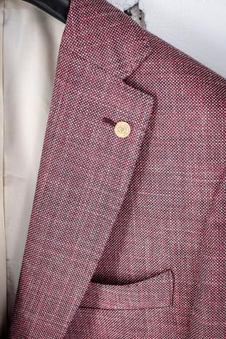 Cavaliere irtotakki punainen classic fit