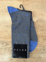 Falke Dot light grey