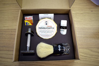Starter Kit - Wet shaving