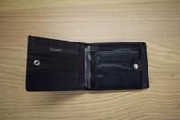 Bugatti lompakko mustanruskea