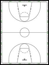 Taktifol taktiikkataulu koripallo