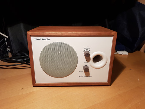 Tivoli Audio Model Subwoofer