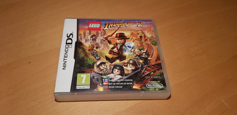 Indiana Jones The Original Adv. 2 (DS)