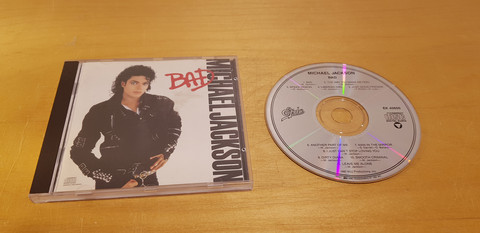Michael Jackson - Bad (CD)