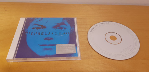Michael Jackson - Invincible (CD)