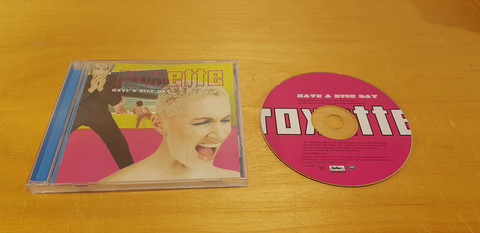 Roxette - Have a Nice Day (CD)