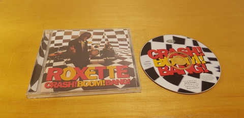 Roxette - Crash! Boom! Bang! (CD)