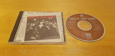 Roxette - Look sharp (CD)