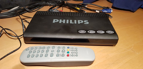 Antenniverkon digiboksi (Philips)