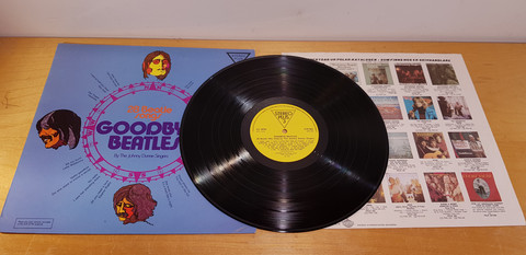 28 Beatle songs - Goodbye Beatles (vinyyli)