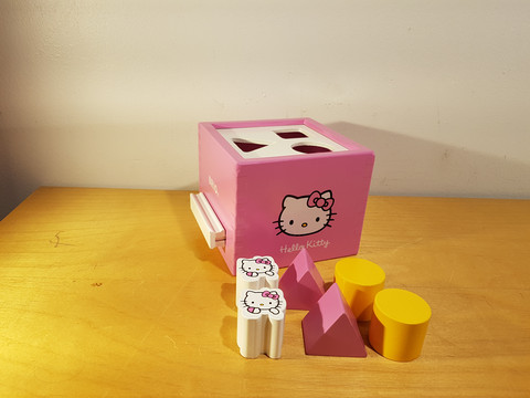 Palikkapeli (Hello Kitty)