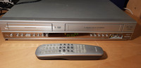 DVD / VHS -soitin (Philips)