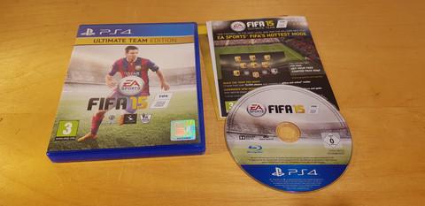 Fifa 15 -peli (PS4)