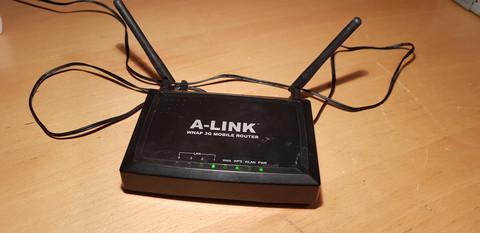 Wifi reititin (A-Link)