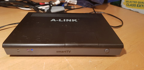 Android smart tv purkki (A-Link)