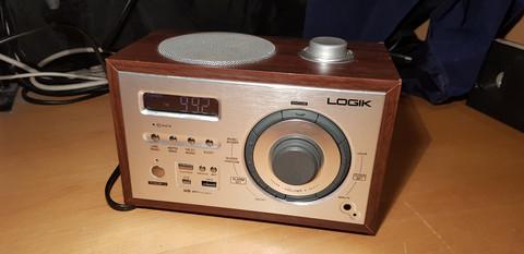 Ruskea radio (Logik)