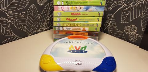 Lasten DVD -peli