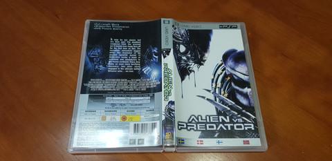 Alien vs. predator PSP -peli