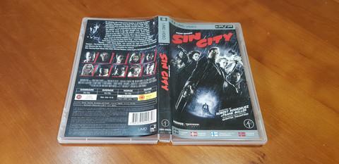 Sin City PSP -video