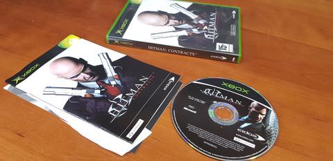 Hitman: Contracts -peli (Xbox)