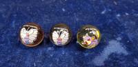 Kolme  Pokemon marmorikuulaa