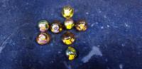 8 Pokemon marmorikuulaa (20-29)