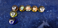 7 Pokemon marmorikuulaa (40-49)