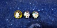 3 Pokemon marmorikuulaa (60-69)