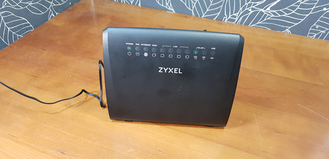 ADSL2+/VDSL2 -modeemi (ZyXEL)