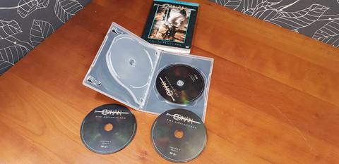 Conan 2 DVD elokuva