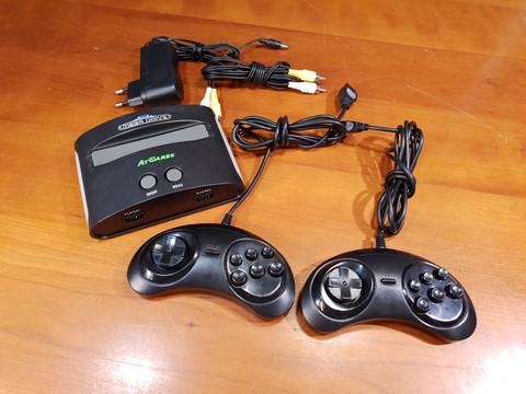 Sega Mega Drive klooni (ATGames)