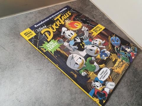DuckTales 2017/01 -lehti
