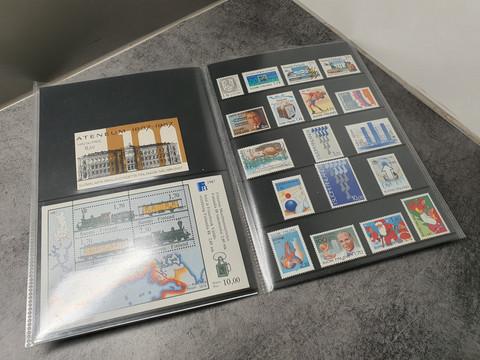 Suomen postimerkit 1987