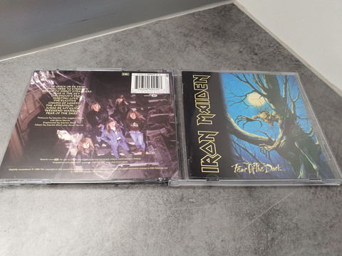 Iron Maiden - Fear of the Dark (CD)
