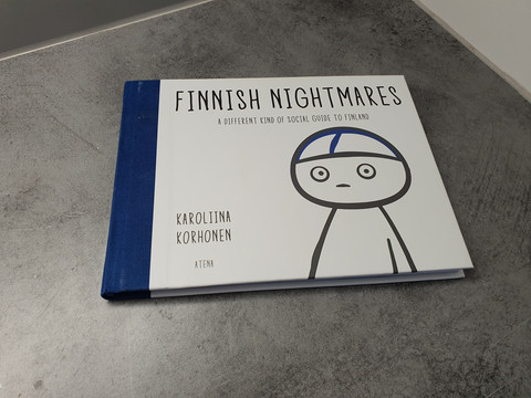 Finnish Nightmares -kirja