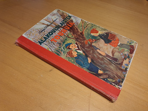 Alakoululaisten Touhuja -kirja (1956)