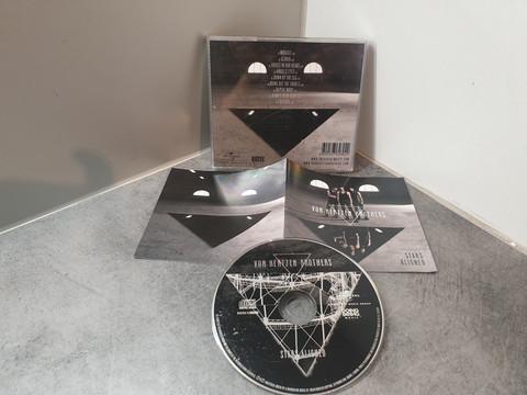 CD-levy (Von Hertzen Brothers - Stars Aligned)