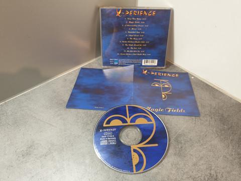 CD-levy (X-perience - Magic Fields)