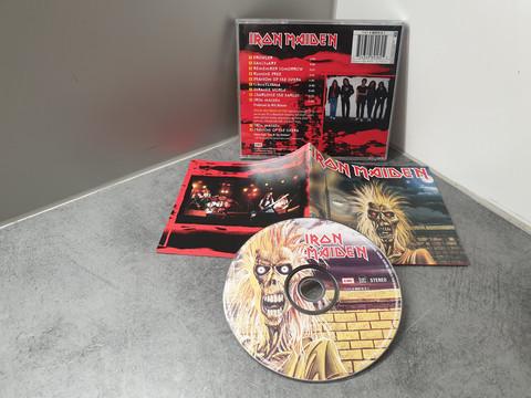 CD-levy (Iron Maiden)