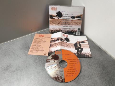 CD-levy (Kirka - Tie Huomiseen)