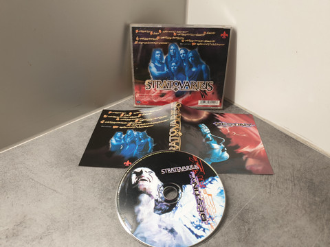 CD-levy (Stratovarius - Destiny)