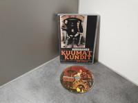 DVD (Hurriganes - Kuumat Kundit)