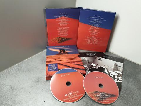 DVD (Led Zeppelin)