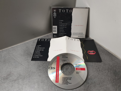 CD (Toto - Isolation)