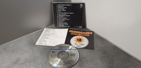 CD (Hurriganes - Rockin Tonight)