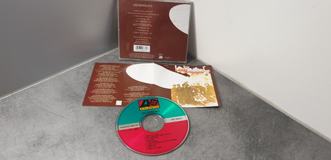 CD (Led Zeppelin - II)