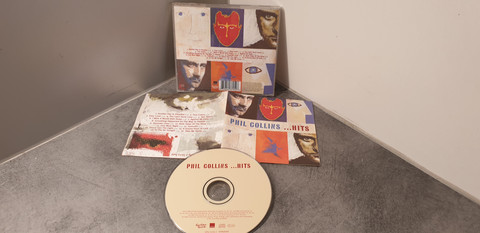 CD (Phil Collins - ...Hits)