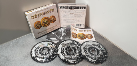 CD (Whitesnake - 30th Anniversary Collection)